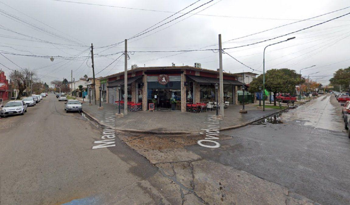 Dos calles de Longchamps serán peatonales para crear un polo gastronómico