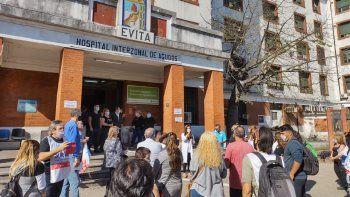 Primer día libre de covid-19, celebró el Hospital Evita