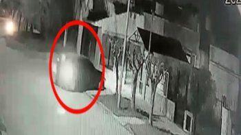 Video: así entraron a robar a una casa en Lanús